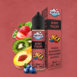 Berry Peachy