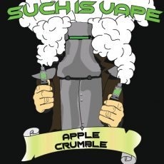 Apple Crumble By Such is Vape