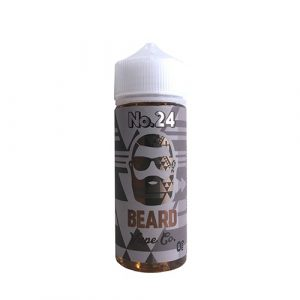 No.24 Salted Caramel Malt by Beard Vape Co