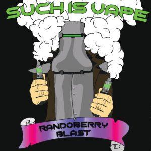 Randoberry Blast by Such Is Vape