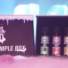 ICED Sample Box