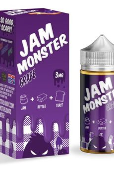 Grape Jam Monster