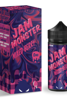 Mixed Berry Jam Monster