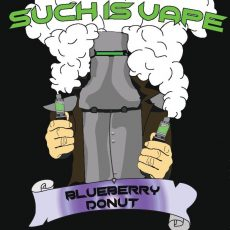 Blueberry Donut by Such