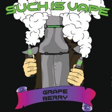 Grape Berry by Such