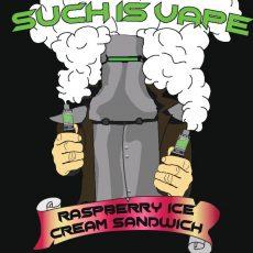 Raspberry Icecream Sandwich