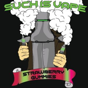 Strawberry Gummies by Such