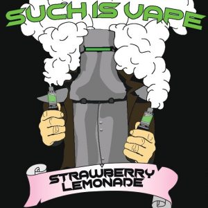 Strawberry Lemonade by Such