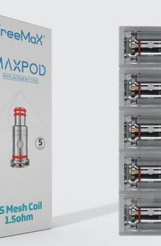 Maxpod Replacement Coils