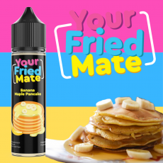 Banana Maple Pancake