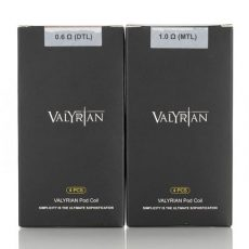 Valyrian Pod Replacement Coils