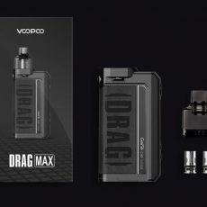 Drag Max Pod Mod Kit by Voopoo