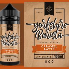 Caramel Latte 100ml