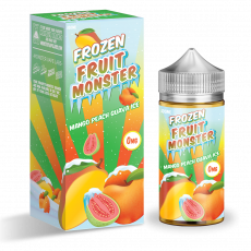 Mango Peach Guava Ice 100ml By Frozen Fruit Monster