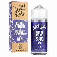 Royal Apricot/Forest Blackcurrant/Acai