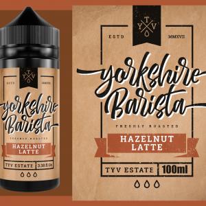 Hazelnut Latte 100ml