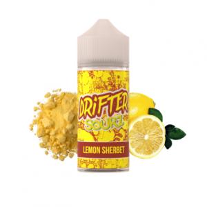 Lemon Sherbet 100ml By Drifter