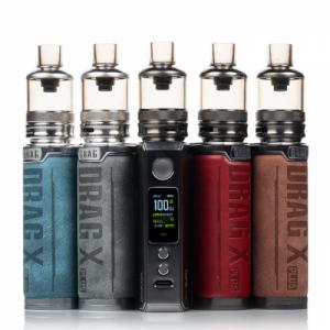 Drag X Plus 100W Kit By Voopoo