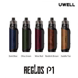 aeglos p1 colours
